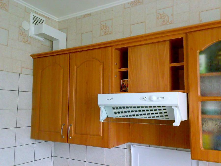 Вентиляция для вытяжки на кухне своими руками 153